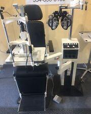 Marco Deluxe, Ultramatic Phoropter, Topcon 2ED Slit Lamp, Tonometer, Projector