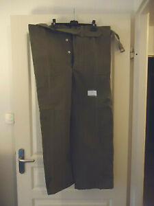 Pantalon surtout motocycliste Mod 35 miltaire Indochine  taille standard vintage