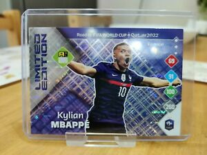 Panini Adrenalyn XL Road to FIFA World Cup Qatar 2022 - MBAPPE Limited Edition