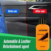 Automotive Interior Auto&Leather Renovated Coating Paste Maintenance Agent-120ml