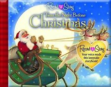 NEW Record a Story:'Twas the Night Before Christmas (2010, Board Book)