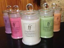Handmade 100% Soy Wax Highly Fragrant Candles 30 Hour Burn Each BEST ON EBAY