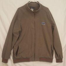 Patagonia Phil's Fleece Jacket Mens 2XL XXL big label merino wool Retro RARE!