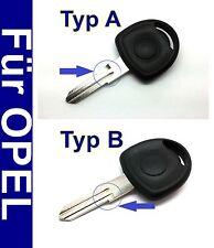 1 PC Key Blank Enclosure for Opel Astra Combo Corsa Meriva omega tigra