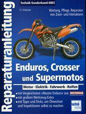 Enduros, Crosser und Supermotos - Band 6003