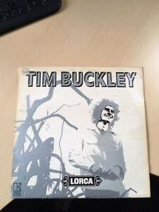 LP  TIM BUCKLEY - LORCA    UK ELEKTRA  EKS 74074                           ELP71