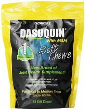 Nutramax 84 Count Dasuquin with MSM Soft Chews for Medium Dogs