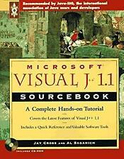 Microsoft Visual J++ 1.1 Sourcebook by Cross, John A.