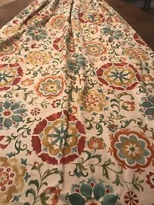 Waverly Custom Drapes Lined