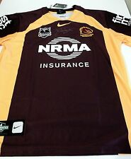 DARREN LOCKYER HAND SIGNED NEW BRONCO JERSEY SIZE XL WITH TAGS