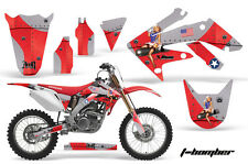 Honda CRF250R Graphic Kit AMR Racing Bike Decal Sticker 250R Part 04-09 TBR