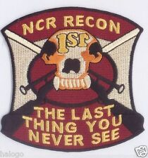 1ST RECON NCR GAME PATCH - GAME47