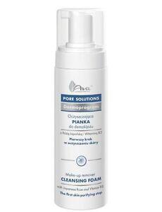 AVA Pore Solutions pianka do demakijażu/ Make-up remover cleansing foam