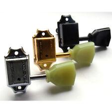 Wilkinson Meccaniche Sintonizzatori WJ44 Cromo Nero Oro