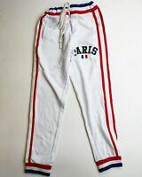 Hudson 100% authentic Pants Joggers Mens Size Large White Paris
