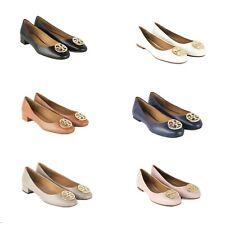 Tory Burch (64089 & 64090) Benton 2 Napa de cuero para mujer zapatos de ballet Slip On