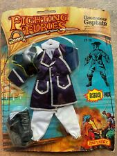 Matchbox Fighting Furies Buccaneer Captain Disguise Pack RARE!