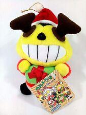 "RARE Vintage Ultraman ELEKING Baby 7"" CHRISTMAS Plush Doll Banpresto 1993 MWOT"