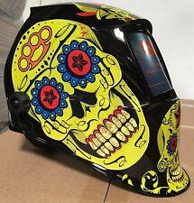 FSK $$ Solar Auto Darkening Welding Helmet Arc Tig mig certified mask grinding