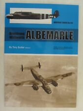 Warpaint 115 - Armstrong Whitworth Albemarle - Color Profiles, Line Drawings