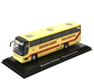 Volvo B10M-62 Excelsior Holidays Plaxton Excalibur 1997 Autobus 1:72 ED4642111
