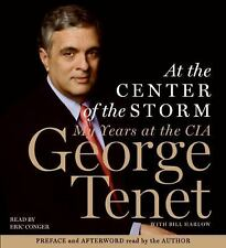 (New CD) At the Center of the Storm by George Tenet (11 CDs / 13 Hours)
