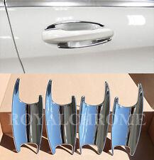 USA STOCK x4 ROYAL CHROME Door Handle Cups Mercedes Benz W205 C Class AMG C63