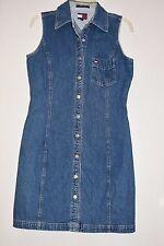 Vintage Tommy Hilfiger denim sheath dress