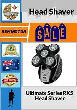 Remington Men's Ultimate Series Rx5 Head Rotary Shaver,5x Cutting Heads-HC7000AU