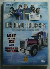"""""""Ice Road Truckers"""" Complete Series 2 Episodes 5 And 6 DVD"""