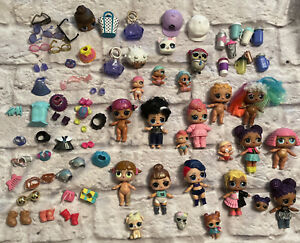 Lol Surprise Dolls Clothes And Accessories Huge Lot