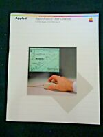 Vintage Apple II Computer AppleMouse User's Manual 1983 Guide Mouse Plus IIe II+