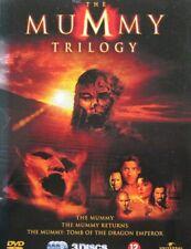 THE MUMMY TRILOGY - DVD - 3-DISC