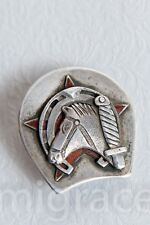 RUSSIAN SOVIET badge For excellent Horse work