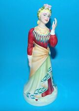 Peggy Davies figurine The illustrious Ladies of the stage 'Ellen Terry' 1st