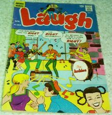 Laugh 193 (Vg- 3.5) 1967 Archie! Archies Band cover! 50% off Guide!