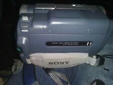 Sony hanf held camcorder dnx