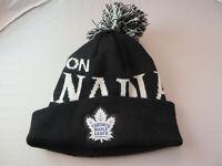 Molson Canadian Toronto Maple Leafs hockey NHL cap hat beanie