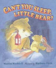 Can't You Sleep Little Bear? by Martin Waddell (Hardback)