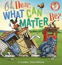 OH DEAR, WHAT CAN THE MATTER BE?  Paperback + bonus CD ~ NEW