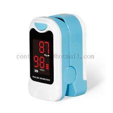 Fingertip Pulse Oximeter Spo2 Pulse Rate Monitor Oxymeter Blood Oxigen Meterusa