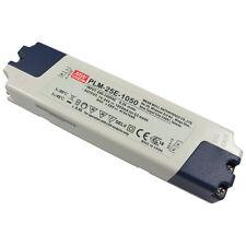 MeanWell plm-25e-1050 25w LED-quadro Alimentatore 14v-24v 1050ma corrente costante 856531