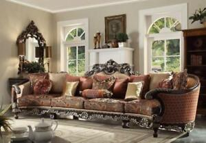 BRAND NEW HOMEY DESIGN SECTIONAL LIVING ROOM COUCH SOFA