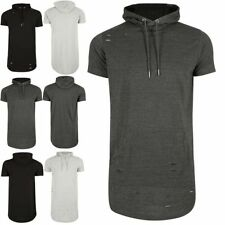 Unbranded Cotton T-Shirts Hooded for Men