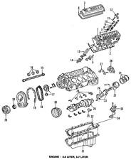 Genuine GM Oil Pick-Up 3855152