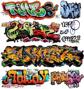 O Scale Custom Graffiti Decals #39 - Weather Your Box Cars, Gondolas & Hoppers!