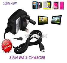 """New 3 Pin Wall Charger For Samsung Galaxy Tab S2 9.7"""" T813N,T819N,T810,T815"""