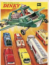 DINKY TOYS CATALOGUE NO.5.MINT.Printed in England.100% ORIGINAL!