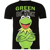 Muppets Kermit Green Is The New Black Officially Licensed Various Sizes T-Shirt