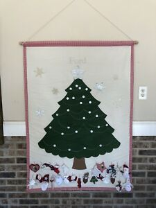 Pottery Barn Kids 25 Ornaments Christmas Tree Countdown Advent Calendar